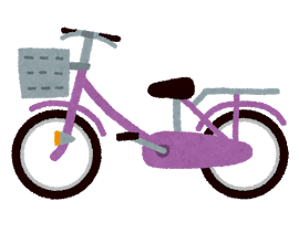 bicycle_purple